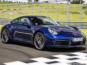 No Brasil, Porsche 911 vende mais do que Ford Mustang...