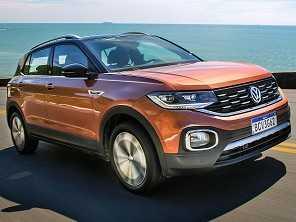 VW T-Cross 20/20 oferecerá mais itens de série nas versões Comfortline e Highline