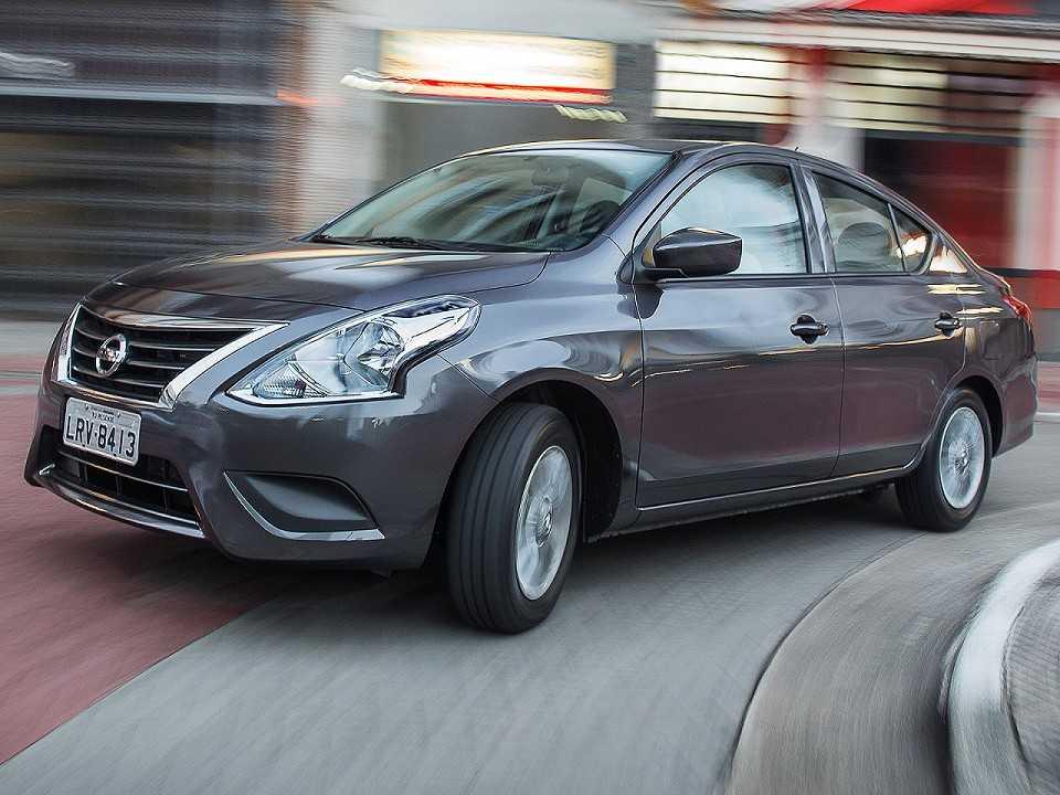 Nissan Versa precisa de uma renovação para se manter vivo em um segmento relevante no mercado