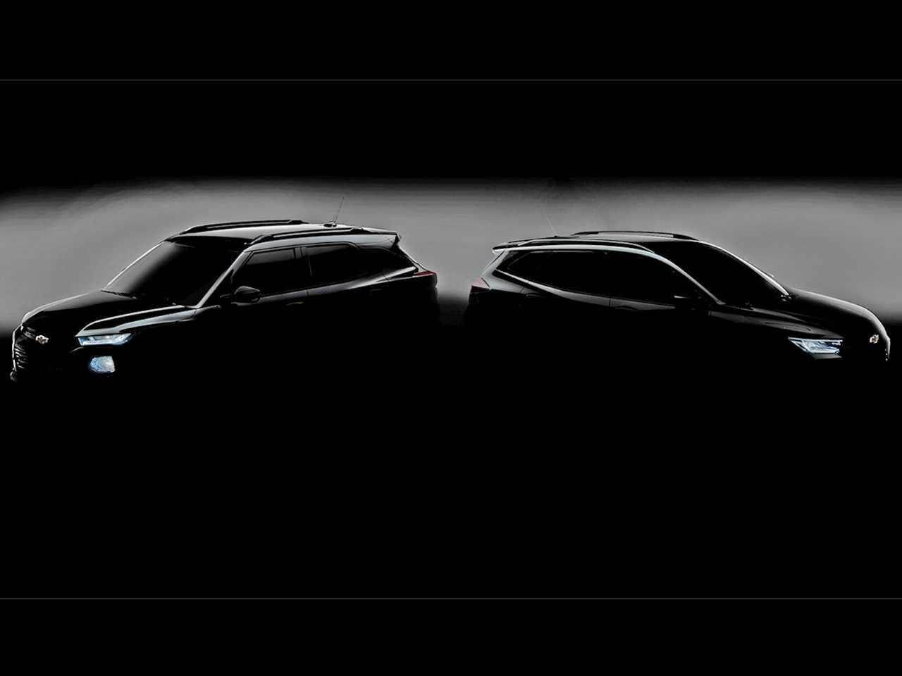 Chevrolet TrailBlazer e Tracker 2020