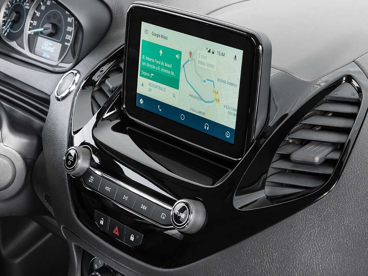 FordKa Sedan 2019 - outros