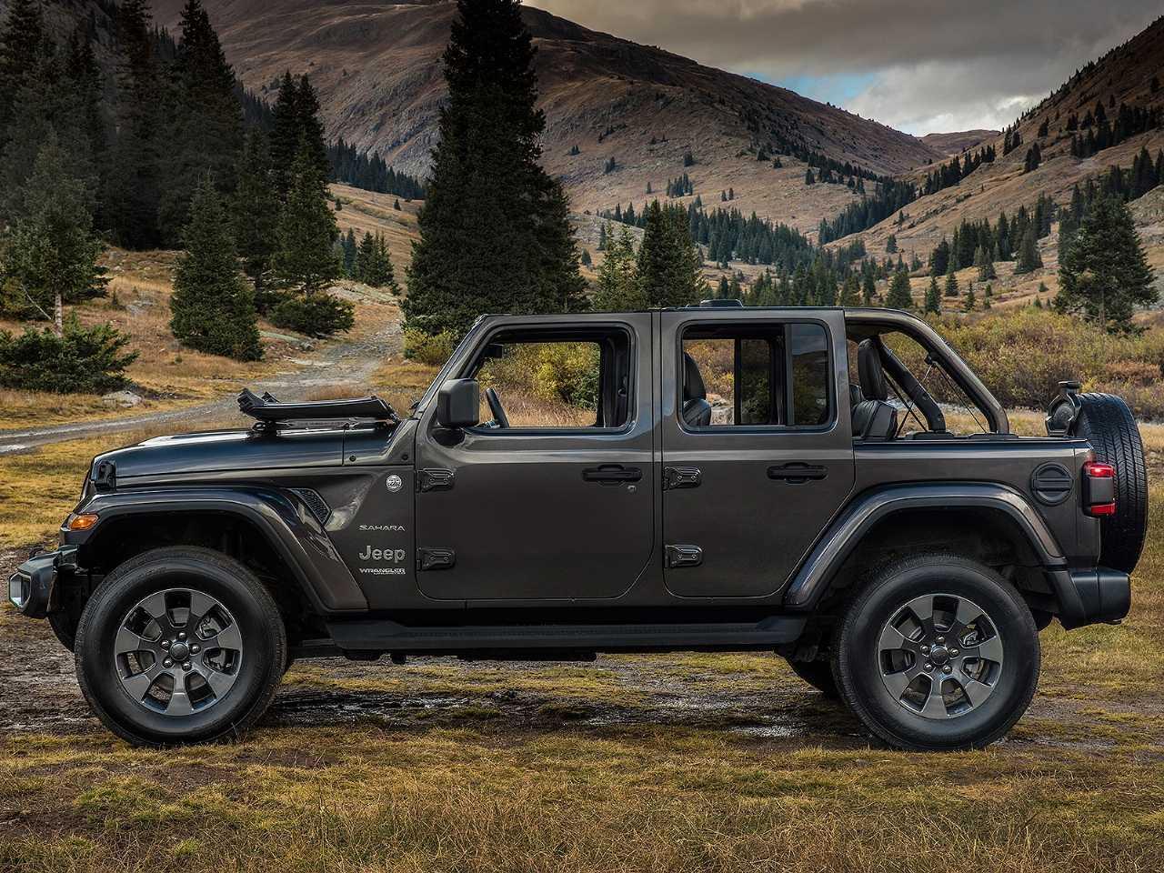 JeepWrangler 2019 - lateral