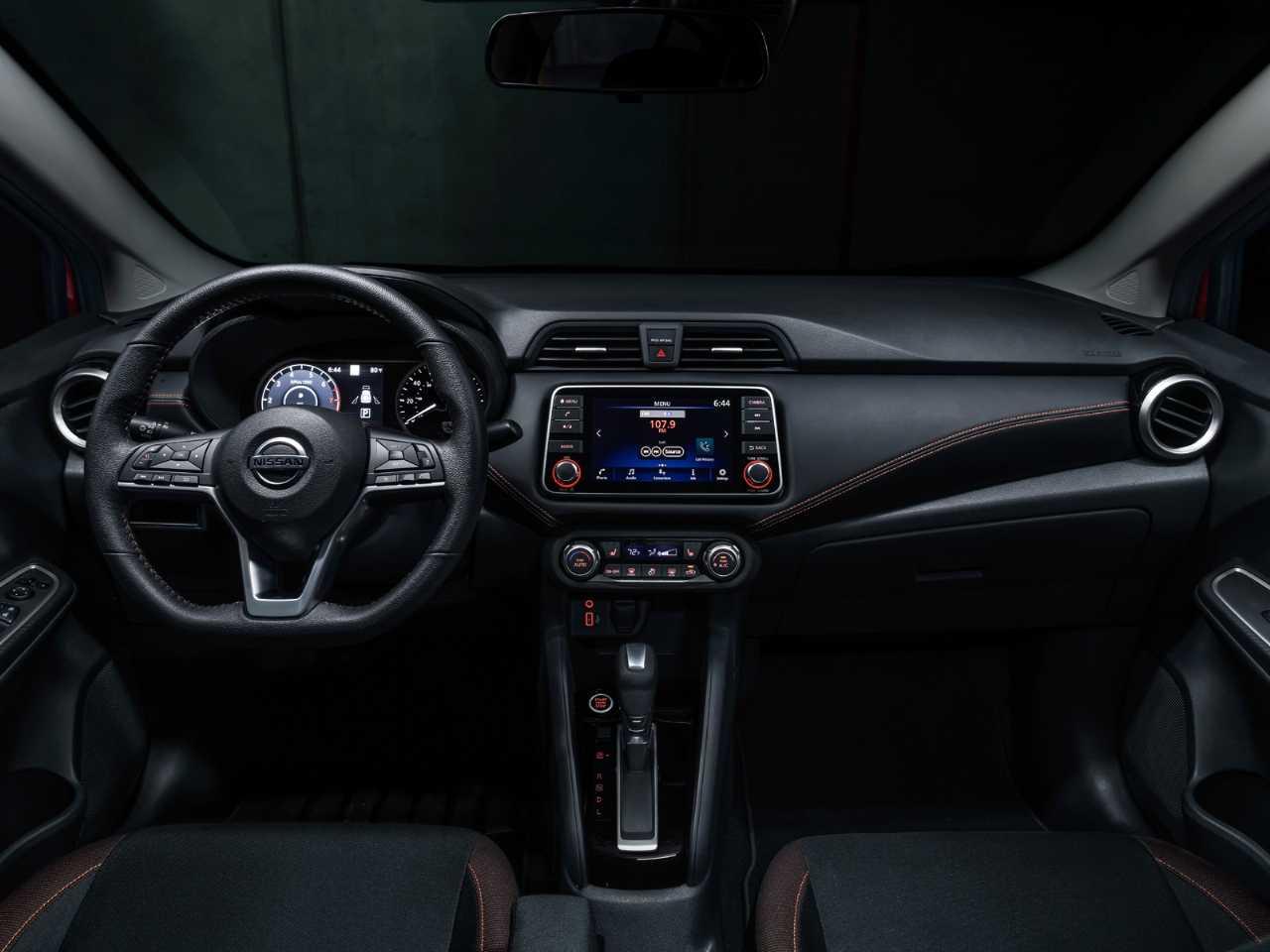NissanVersa 2020 - painel