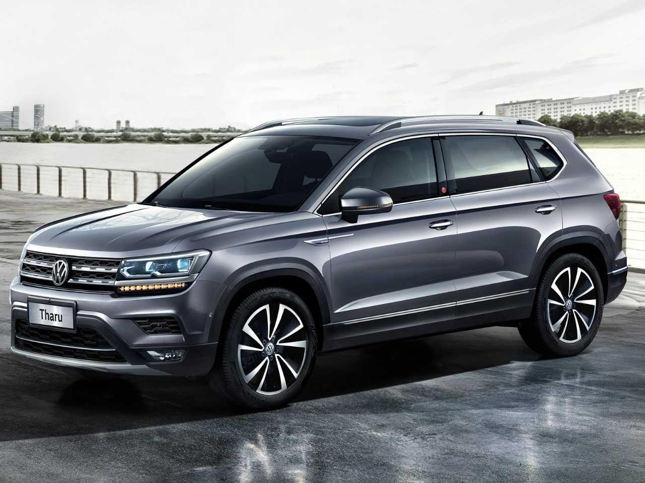 VolkswagenTaos 2020 - ângulo frontal
