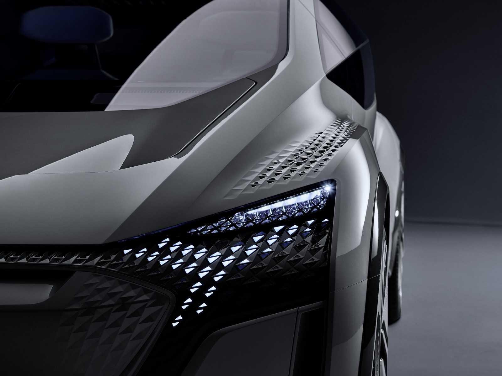 AudiA3 2020 - ângulo frontal