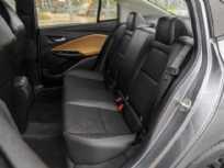 Com 2,6 m de entreeixos, espaço interno do Onix Sedan promete ser generoso