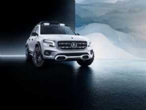 Mercedes-Benz GLB: a opção mais versátil em relação ao GLA