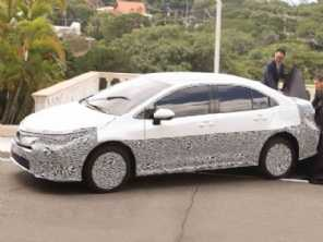 Quanto poderá custar o Toyota Corolla híbrido flex?