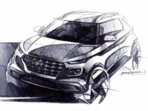 Hyundai Venue, menor SUV da marca, tem primeiras imagens divulgadas