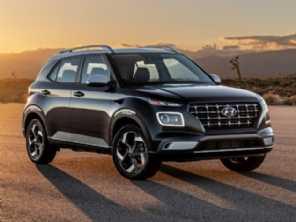Com Venue, Hyundai lança seu menor SUV