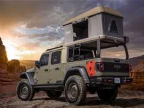 Jeep Gladiator não terá motor V8 de 707 cv