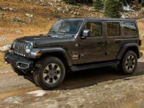 Jeep começa a vender o novo Wrangler no Brasil