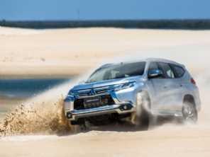 Avaliação rápida: Mitsubishi Pajero Sport 2019