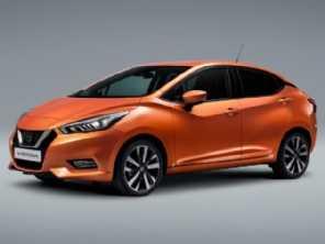 Novo Nissan Versa 2020 será revelado na sexta, 12 de abril