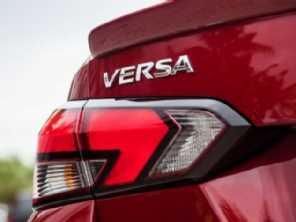 Nissan V-Drive: Versa brasileiro deve mudar de nome quando a nova geração estrear