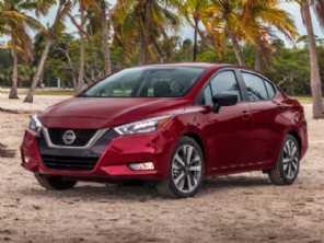 Prepara-se para não reconhecer o novo Nissan Versa 2020