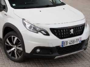 Facelift para o Peugeot 2008 deve estrear em maio, antecipa site