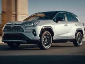 Nova geração do Toyota RAV4 estreia em maio na Argentina