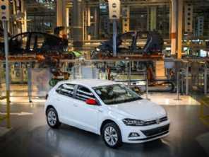VW atinge a marca de 200 mil Polo e Virtus produzidos em SBC