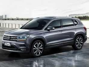 Novo SUV da Volkswagen, Tarek deve chegar apenas em 2021