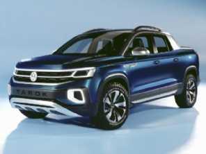 Rival da Fiat Toro, produção da VW Tarok começa em 2020