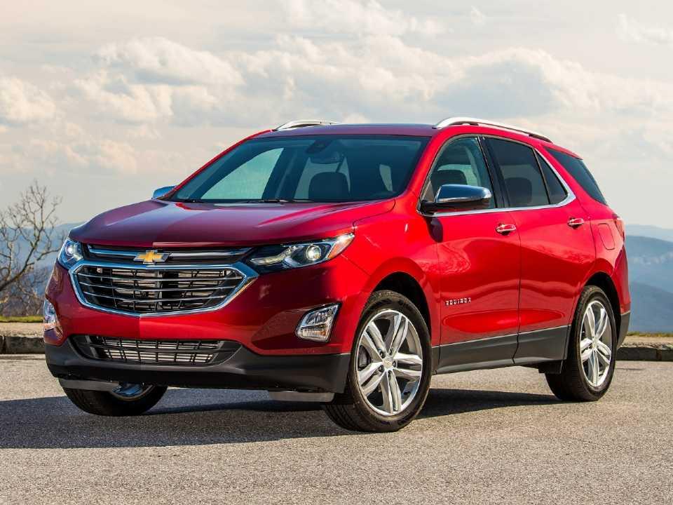 O Equinox vendido nos EUA: SUV mexicano faz sucesso no país e também é exportado para o Brasil