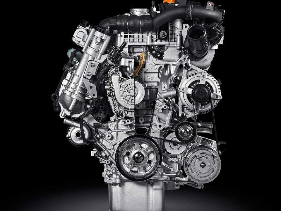 Acima o motor 1.3 turbo já usado pela Fiat Chrysler na Europa