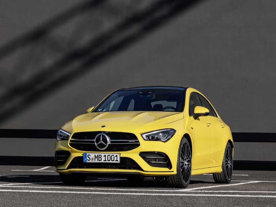 Mercedes-AMG CLA 2020