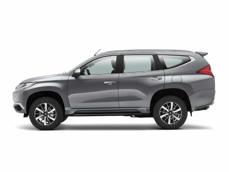 MitsubishiPajero Sport 2019 - lateral