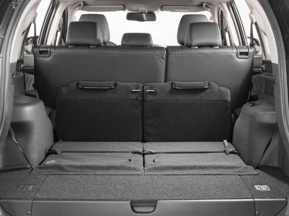 MitsubishiPajero Sport 2019 - porta-malas