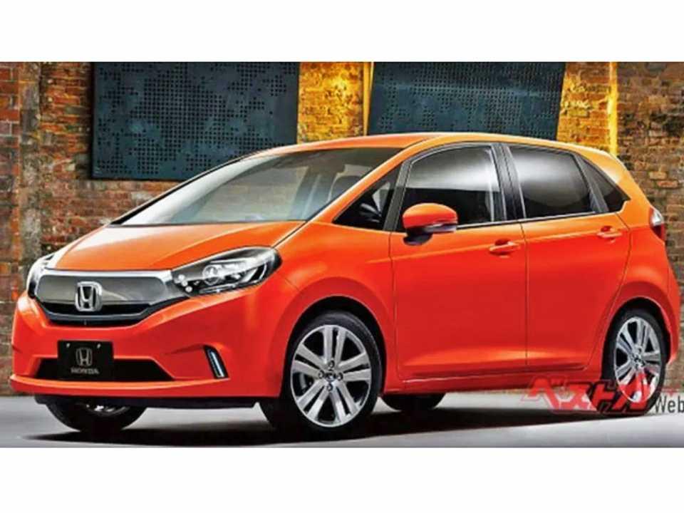 Honda Fit 2021: 4ª geração deve investir no caráter familiar e versátil