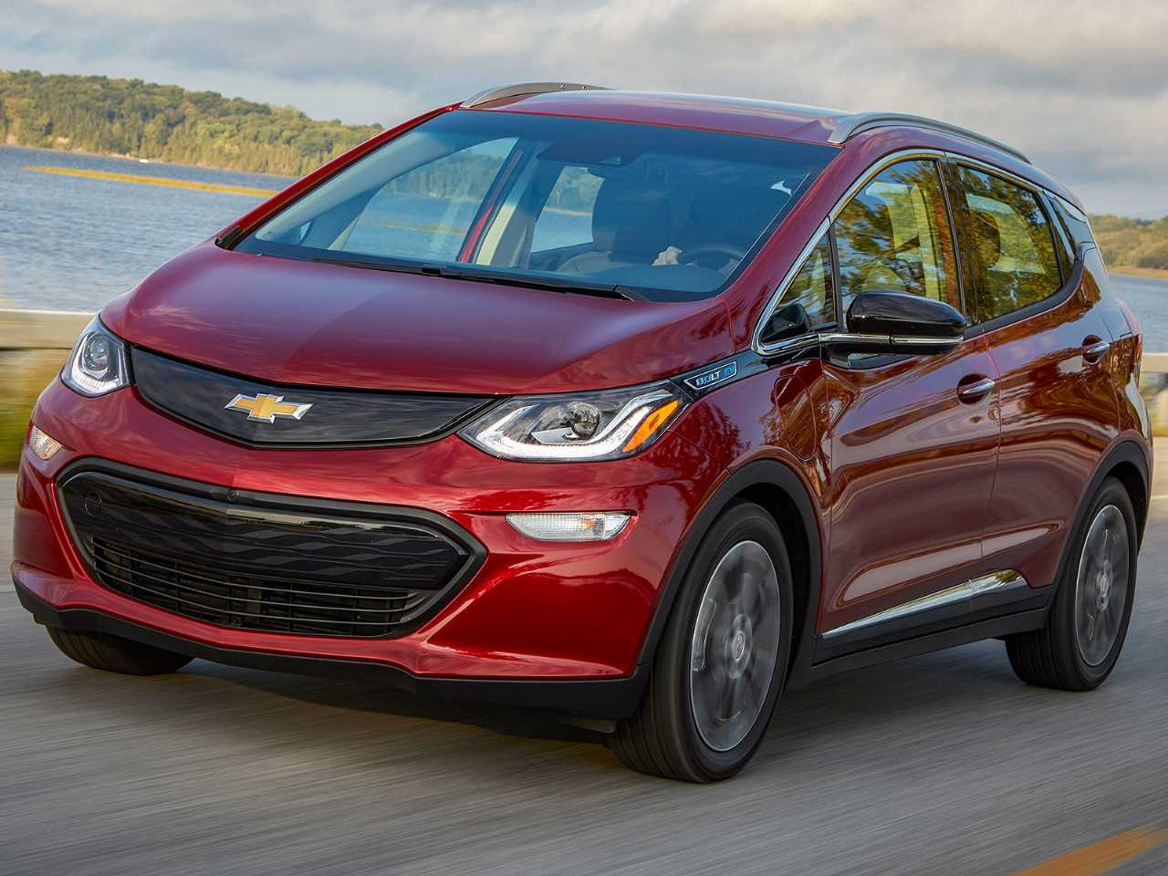 Chevrolet Bolt 2019 - ângulo frontal