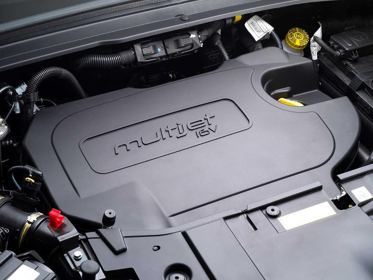 FiatToro 2019 - motor