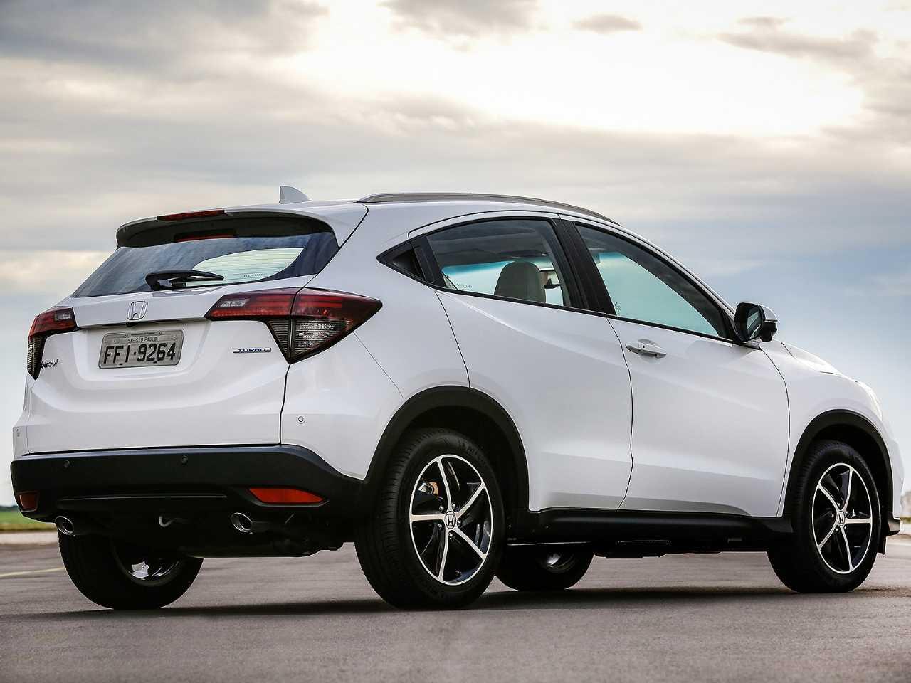 HondaHR-V 2020 - ângulo traseiro