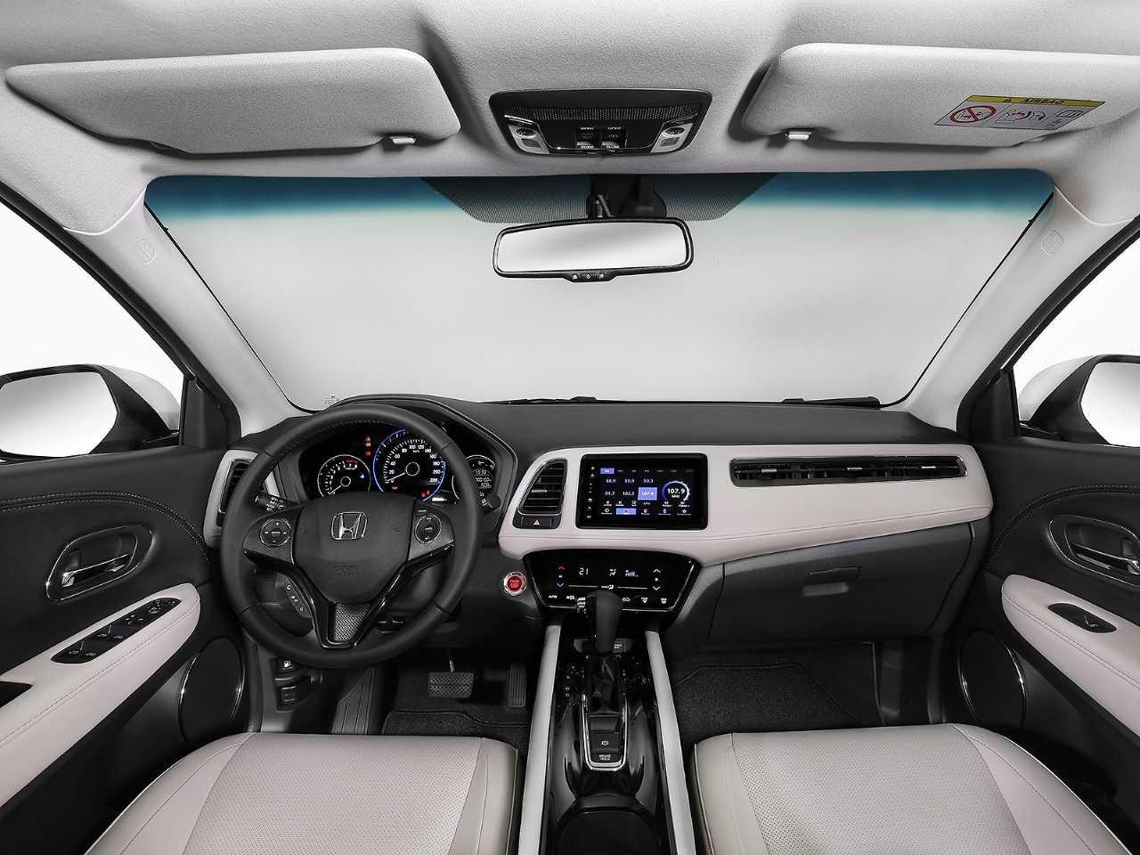 HondaHR-V 2020 - painel