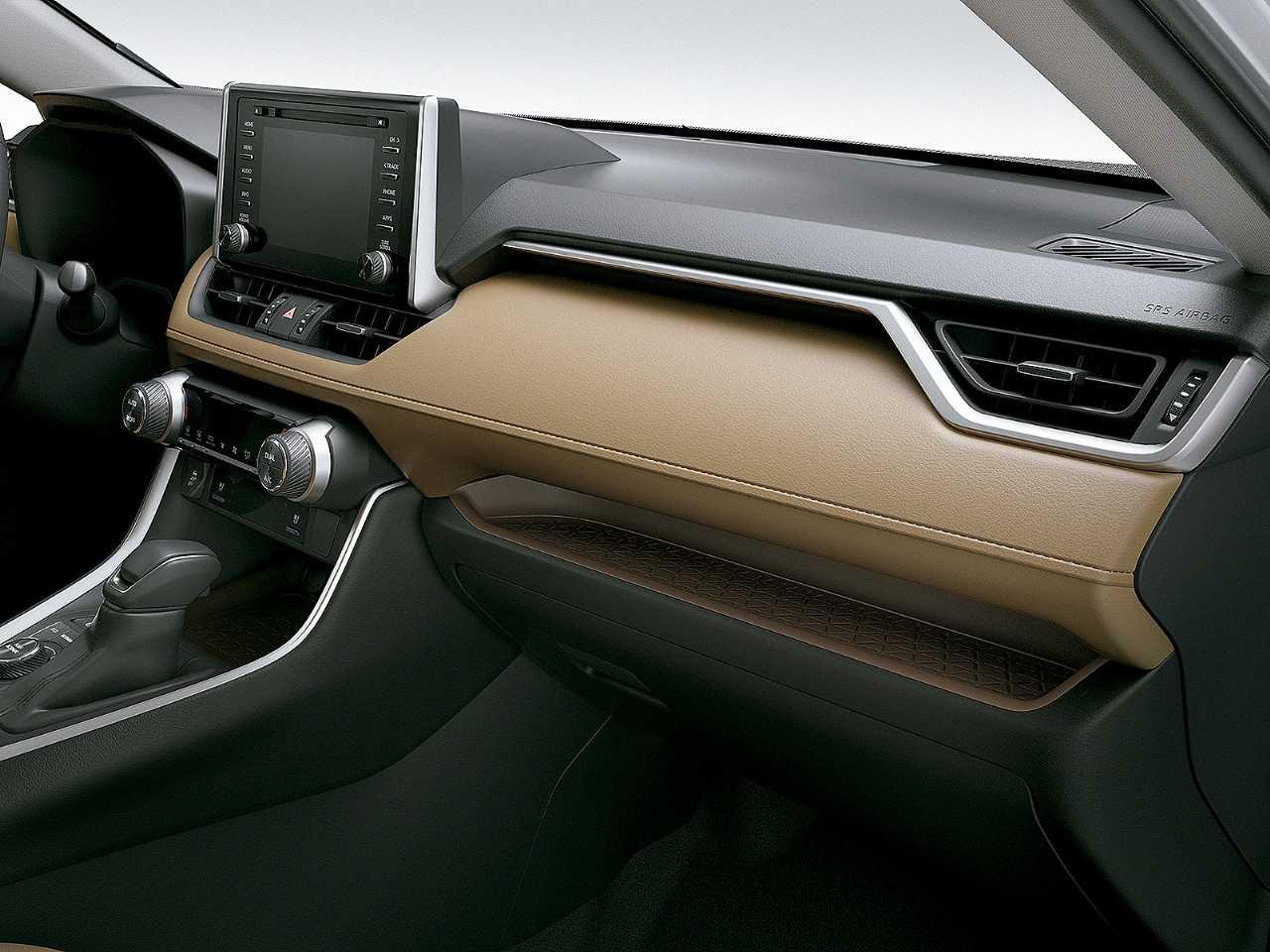 ToyotaRAV4 2019 - painel