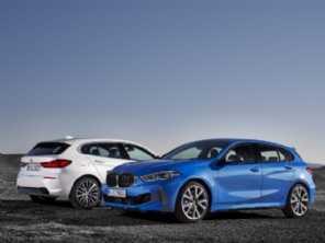 Nova geração do BMW Série 1 chega ao país por R$ 174.950