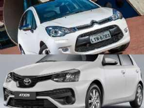Melhor em custo-benefício, manutenção e consumo: Toyota Etios ou Citroën C3?