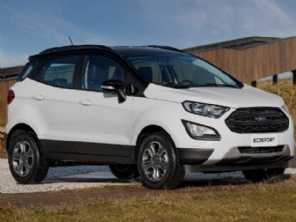 Em promoção, Ford EcoSport tem desconto de até R$ 14 mil