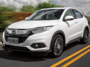 Honda HR-V Touring 2020 estreia por R$ 139.900