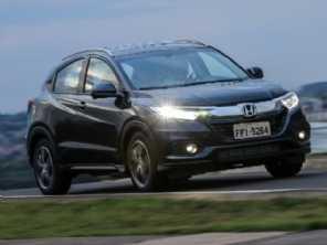 Avaliação rápida: Honda HR-V Touring 2020