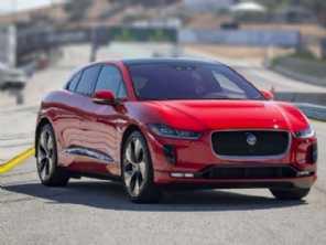 Jaguar lança o elétrico mais caro do Brasil