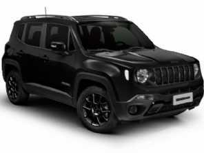 Jeep Renegade ganha pacote opcional Night Eagle na versão Sport