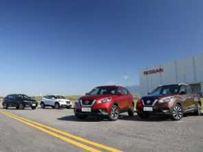 Nissan confirma novidades para o Kicks 2020