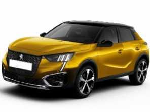 Novo Peugeot 2008 deverá conviver com o atual