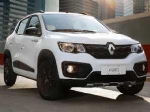 Renault Kwid Outsider estreia por R$ 43.990