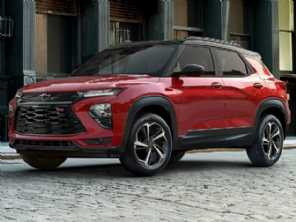 Nos EUA, novo Chevrolet Trailblazer estreia com uma interessante proposta