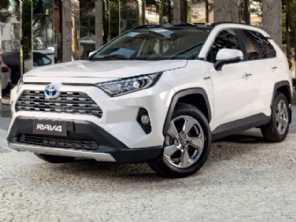 Toyota RAV4 liderou ranking de menor desvalorização em 2020