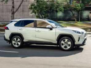 Teste: Toyota RAV4 SX 2.5 AWD Hybrid