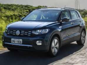 Teste: Volkswagen T-Cross Comfortline 200 TSI
